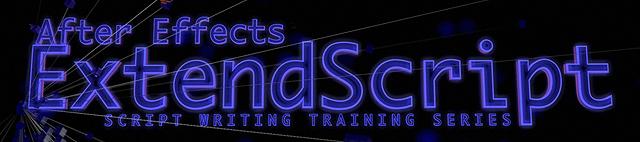 ExtendScript Training  бесплатный курс по скриптописанию