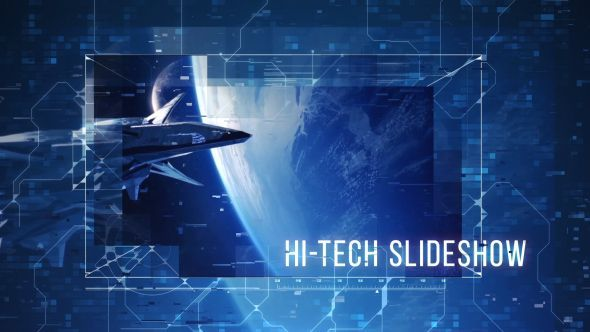 Advanced Hi-tech Slideshow