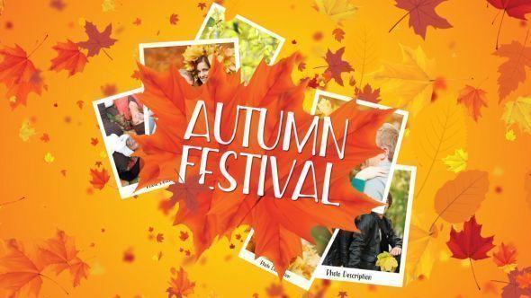 Autumn Festival Promo