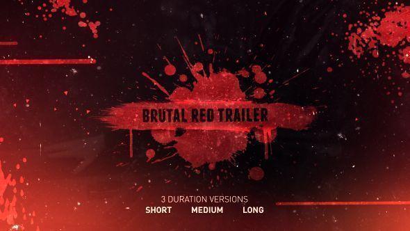 Brutal Red Trailer