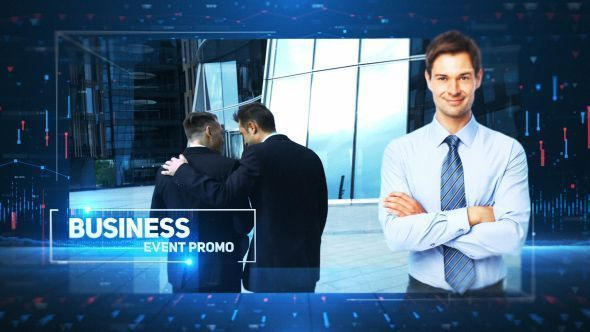 Business Event Promo