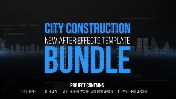 City Construction Bundle