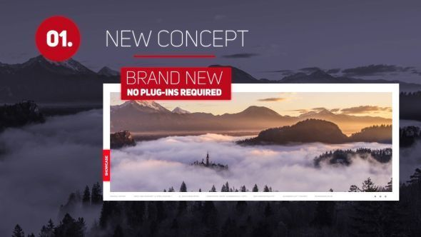 Conceptual Promo Slideshow