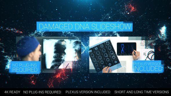 Damaged DNA Slideshow