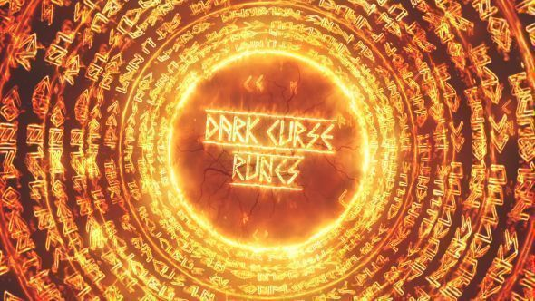 Dark Curse Runes