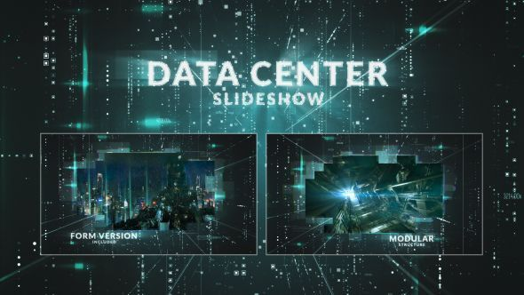 Data Center Slideshow