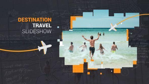 Destination Travel Slideshow