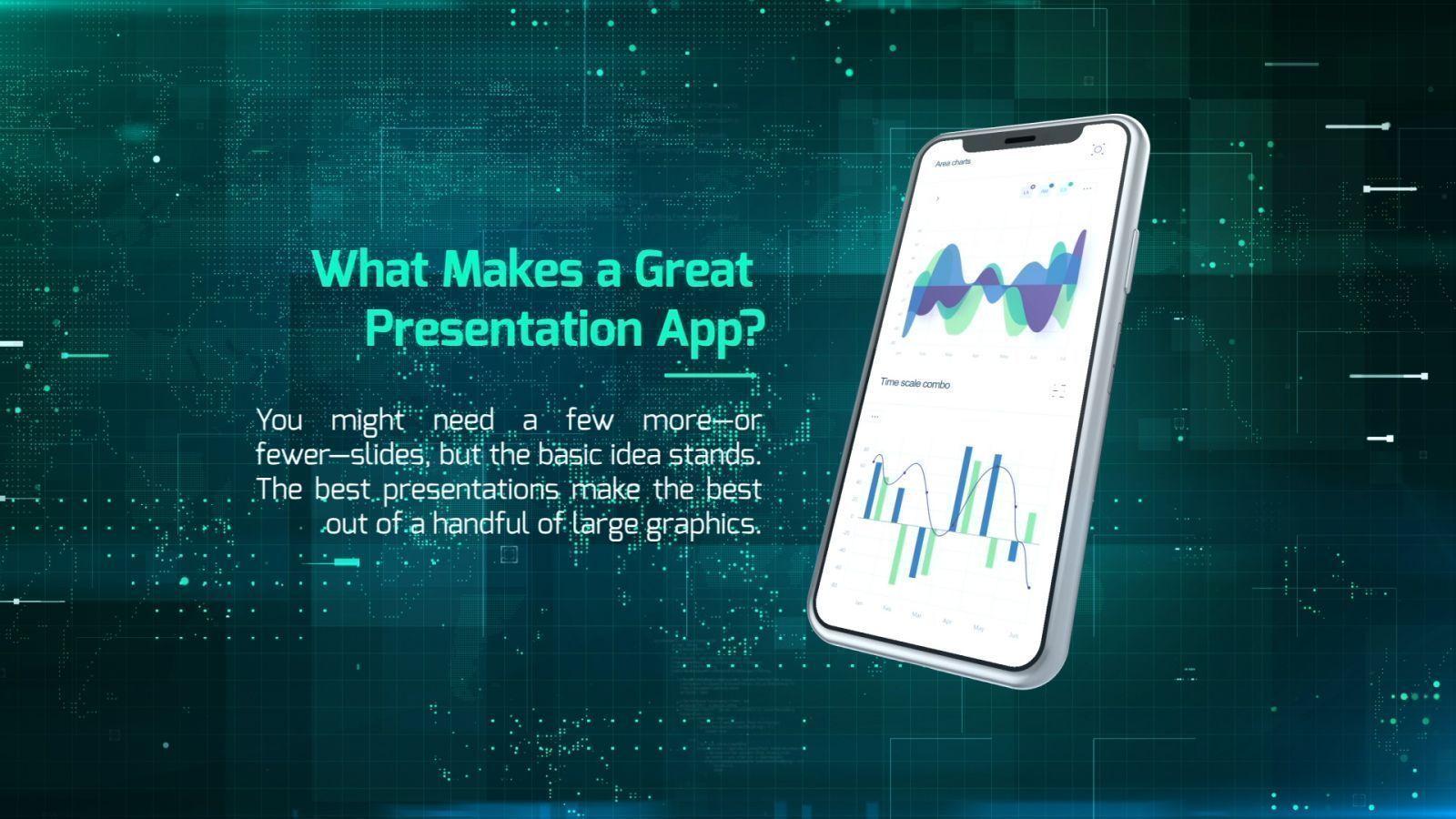 Digital App Presentation
