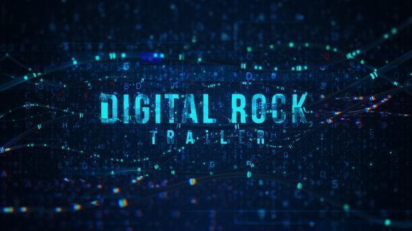 Digital Rock Trailer