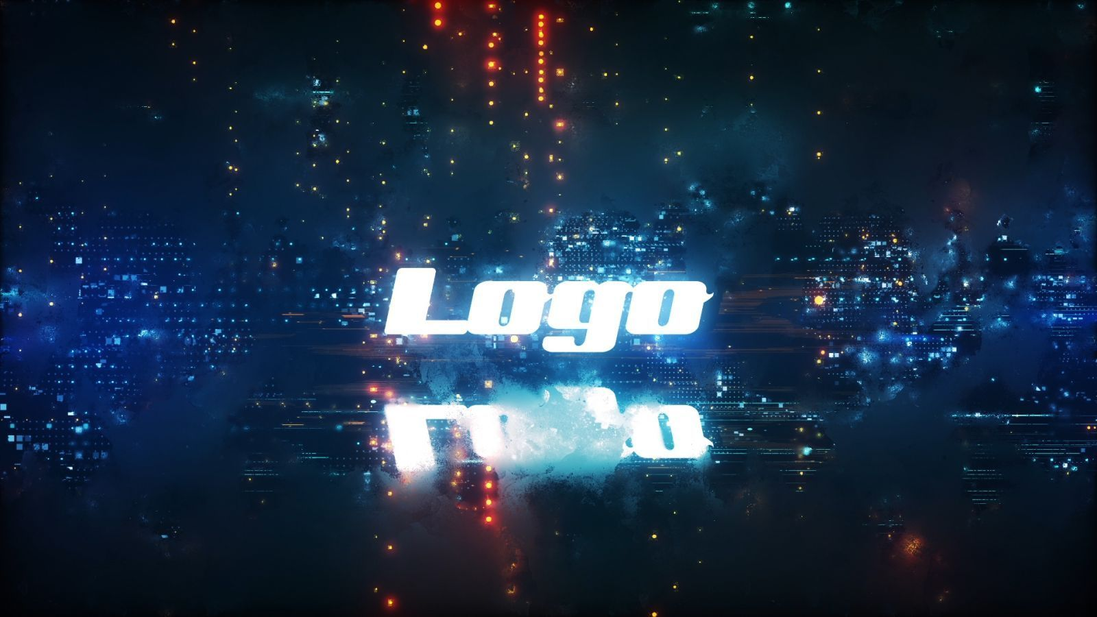 Digital Sci Fi Logo