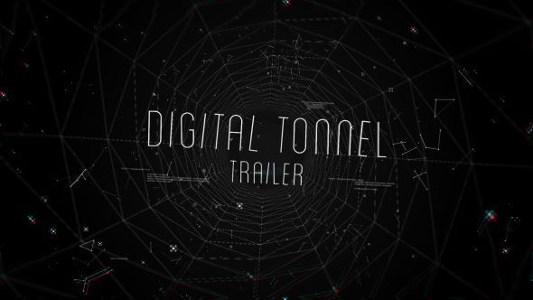 Digital Tonnel Trailer