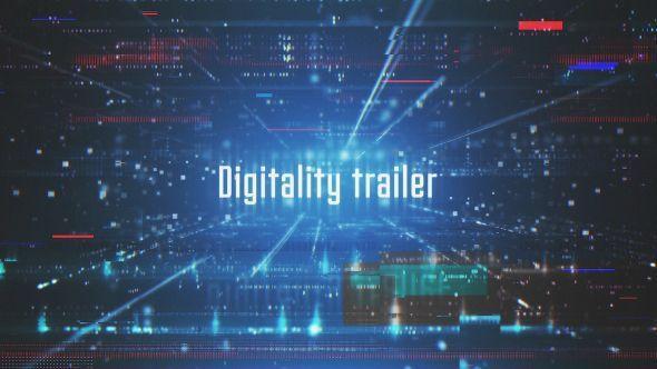 Digitality Trailer