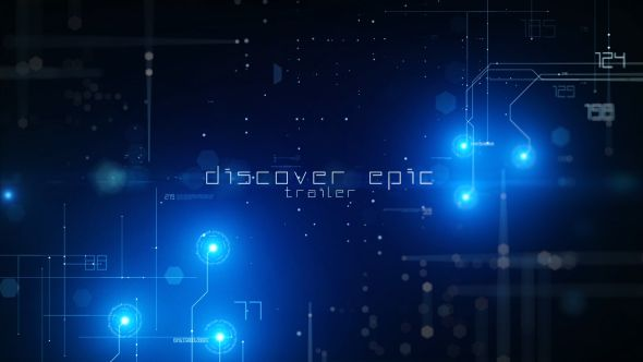 Discover Epic Trailer