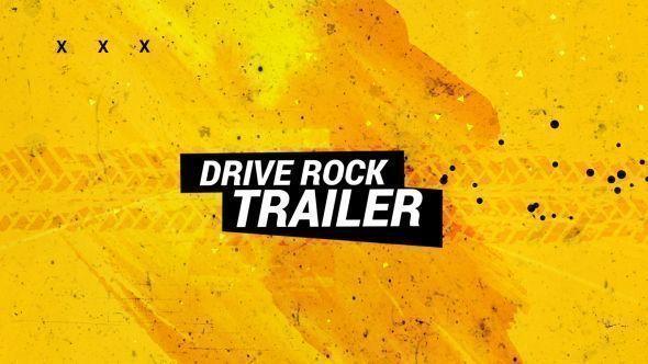 Drive Rock Trailer