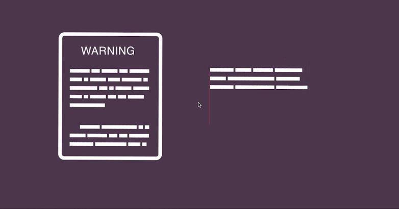 Создание инфо-текста в АЕ с помощью шейпов