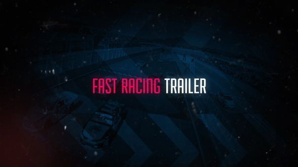 Fast Racing Trailer