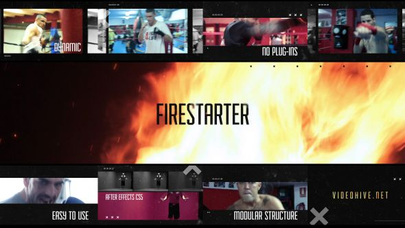 Firestarter Dynamic Template