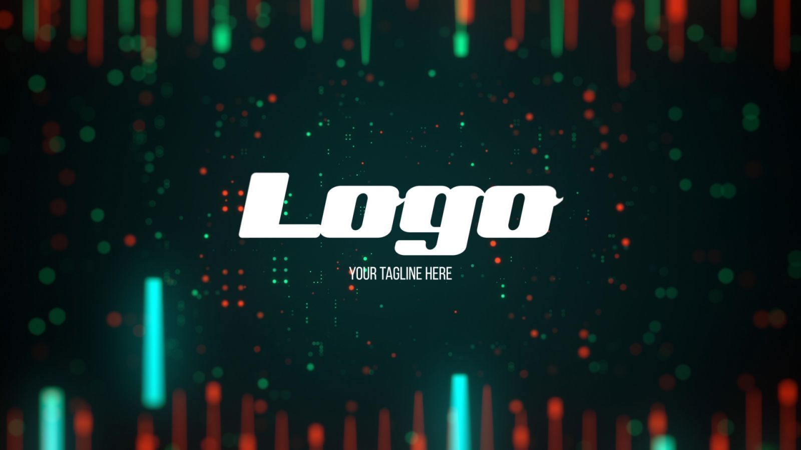 Futuristic Digital Logo
