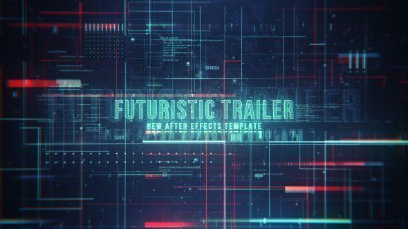 Futuristic Trailer