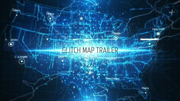 Glitch Map Trailer