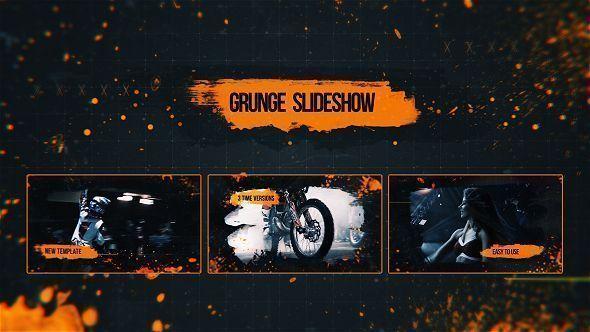 Grunge Slideshow