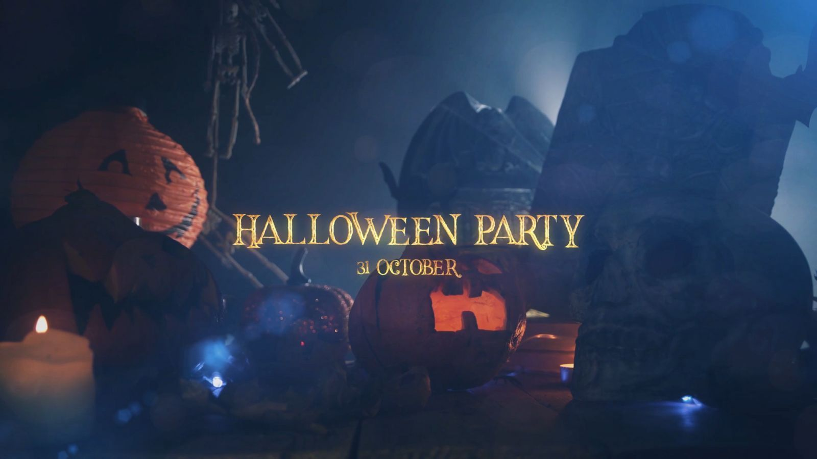 Halloween Party Slideshow