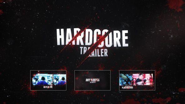 Hardcore Trailer