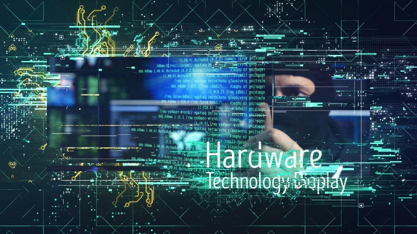 Hardware Technology Display