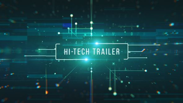 Hi-Tech Trailer