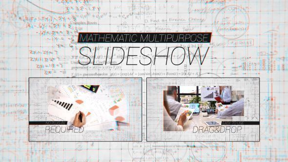 Mathematic Multipurpose Slideshow