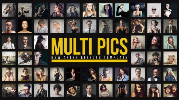 Multiple Pictures Slideshow