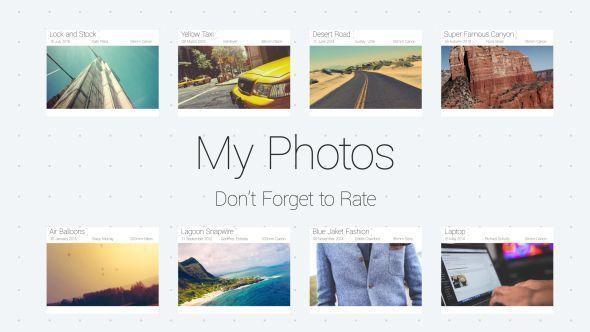 My Photos Slideshow