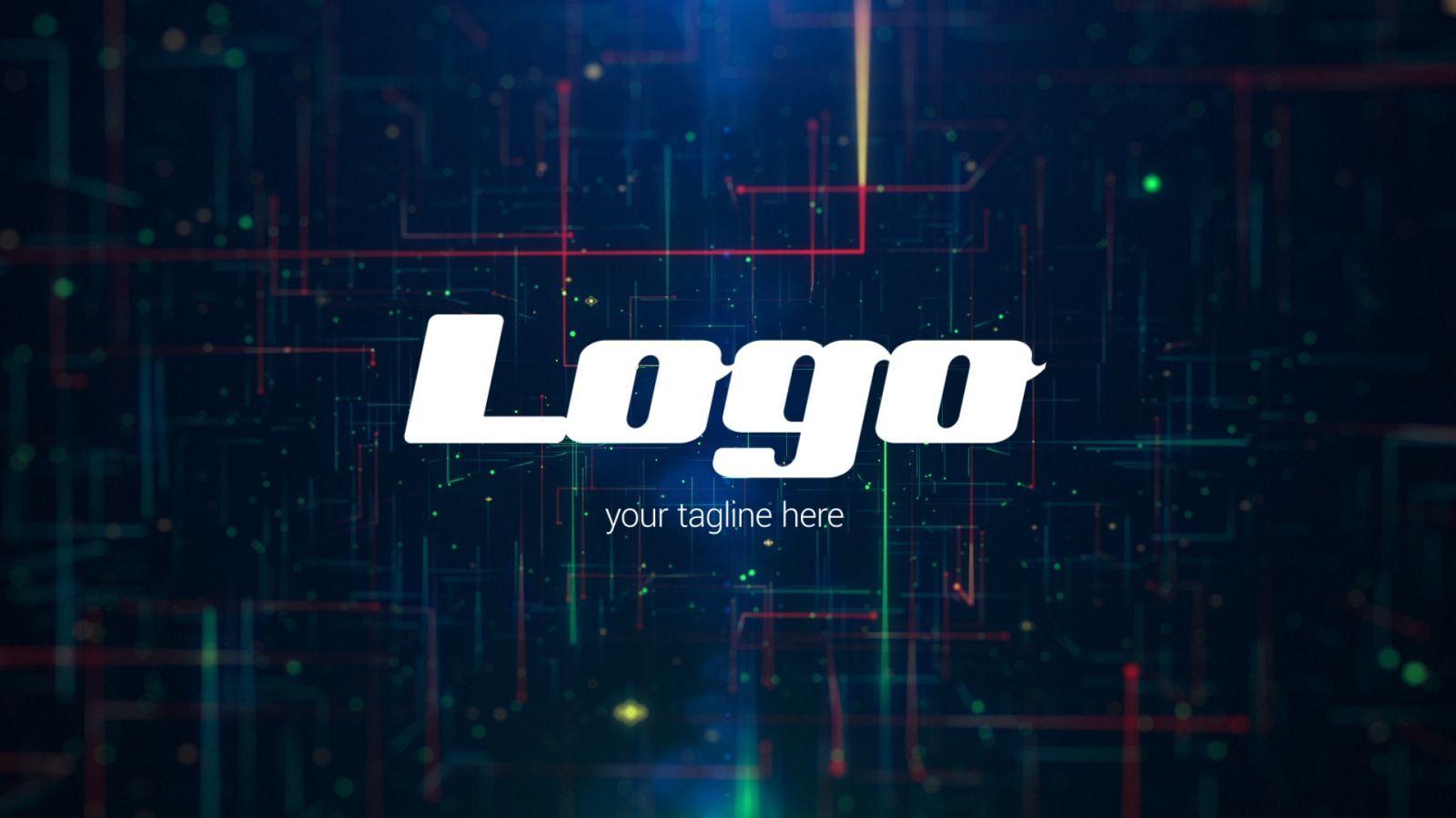 Network Logo Reveal