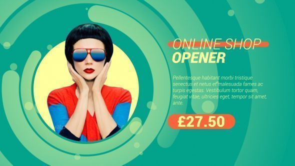 Online Shop Opener