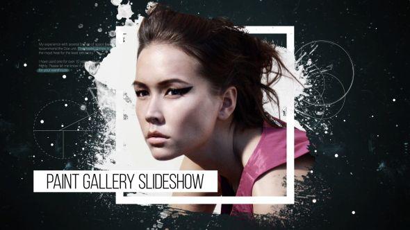Paint Gallery Slideshow