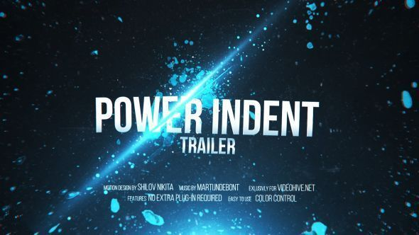 Power Indent Trailer