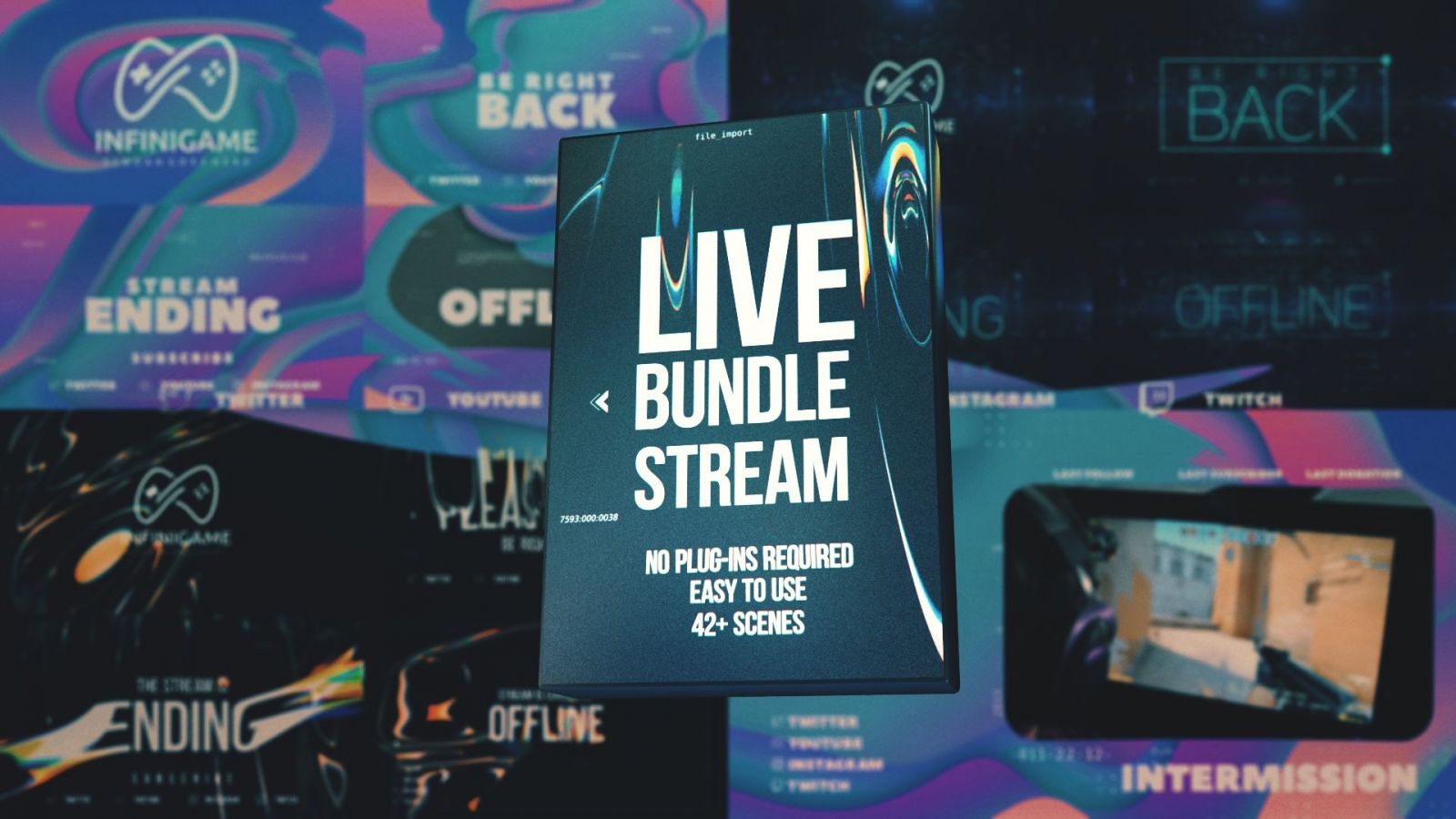 Live Stream Bundle