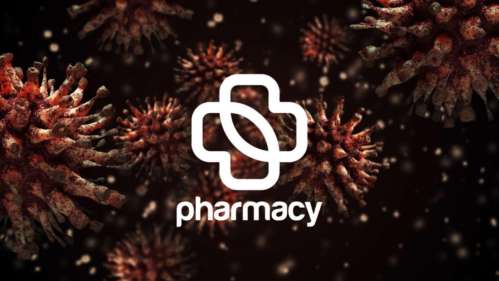 Coronavirus Logo Reveal