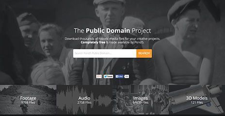 The Public Domain Project