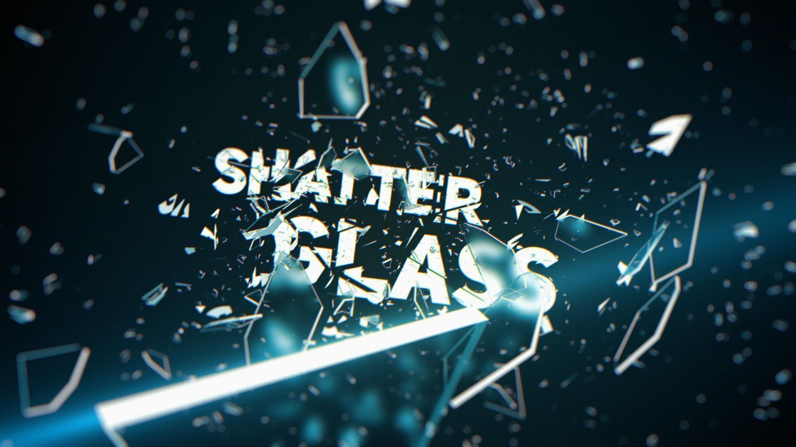 Shatter Glass Trailer