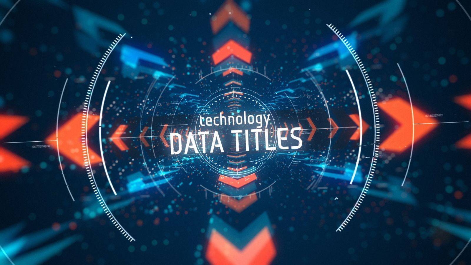 Technology Data Titles