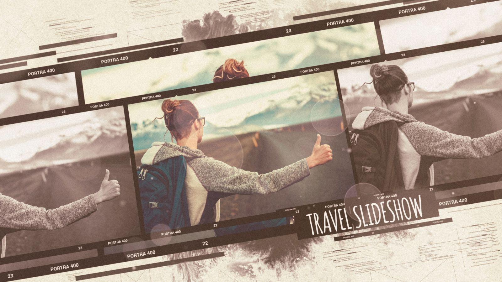 Travel Slideshow