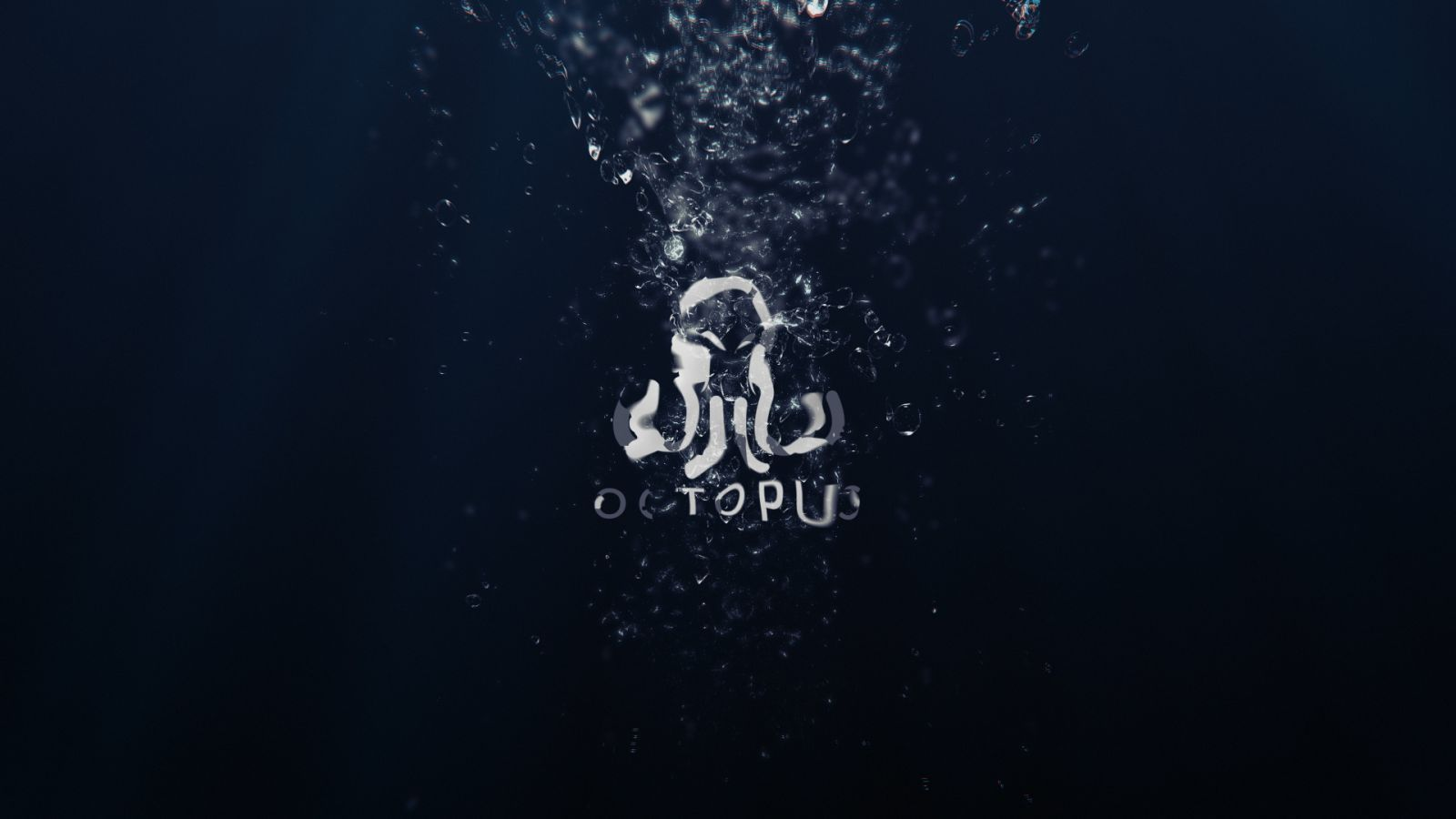 Underwater Logo Reveal