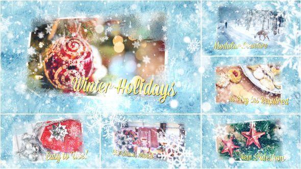 Winter Holidays Slideshow