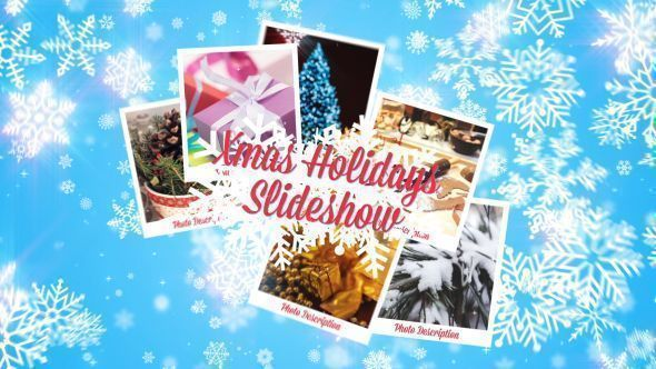 Xmas Holidays Slideshow