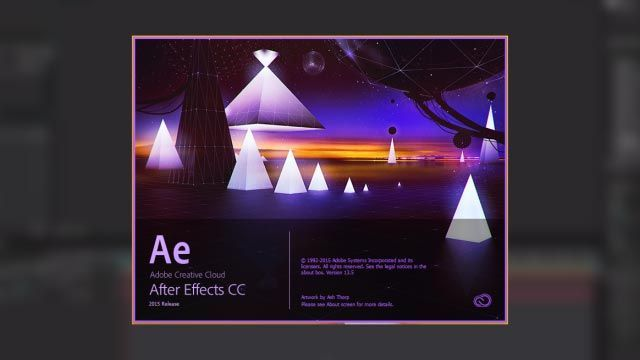 after effects 13.5
