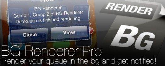 bg renderer