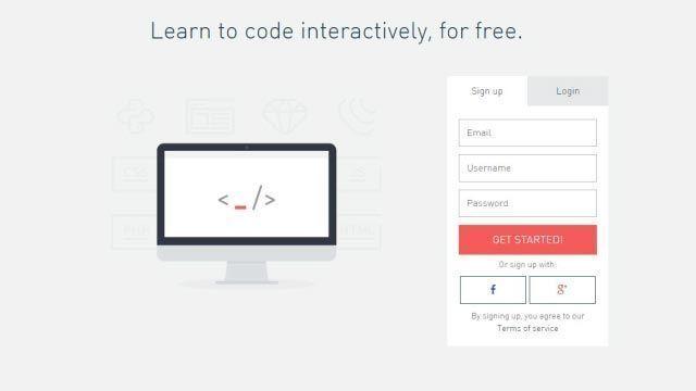Научитесь программировать Codecademy.com