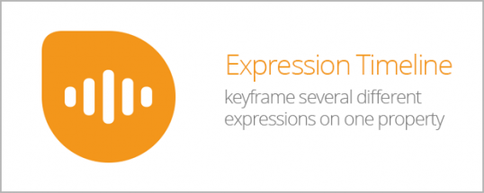 Expression Timeline скрипт для АЕ