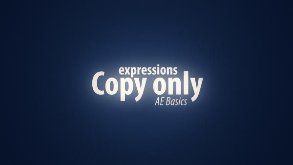 cipy expressions only